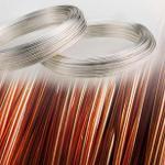 Einzeldraht / Runddraht aus Kupfer