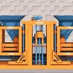 VESS 10.2 AUTOMATIC PAVING BLOCK MACHINE