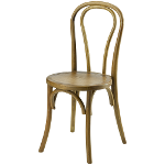 Wooden Chair Kaffeehaus