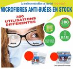 ESSUIE-VERRES ANTI-BUÉE EN MICROFIBRE HIGH-TECH VARIONET