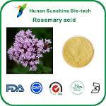 Extrait de feuille de romarin, 20% d'acide rosmarinique