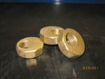 decagoni in bronzo