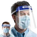 Proctetive PET Anti-Fog Face Shield HD, NL013