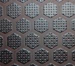 Petek Desen Plywood Hexa
