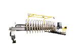 CNC oxygen cutting machine, flame cutting machine.