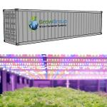 Grow Container Systems GCS 40HQ - Premium LED