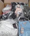 Lot de vêtements multi marques