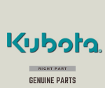 Genuine Brand New KUBOTA Parts