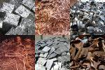 Scrap and wastes of non-ferrous metals