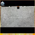 White Galaxy Granite Slab