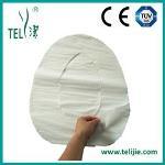 Antibacterial disposable paper toilet seat covers