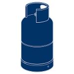 GAS- UND LPG-CONTAINER