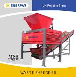 Chemical Barrels Shredder (ES-S1050)