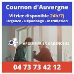 Vitrier sur Cournon-d'Auvergne – 24h /24 et 7j/7