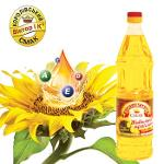 COLD PRESSED UNREFINED SUNFLOWER OIL