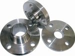 Threaded and Integral titanium flange for Pipe Fitter