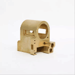 Cutomized prcison cnc cutting brass parts