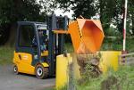 Shovels, Forklift truck attachments