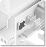 Silikon Gap-Filler / Putty / dispensierbar TGL-W-SI 5,5 W/mK