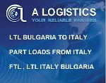 PART LOADS ITALY BULGARIA
