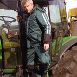 Waterproof agriculture and forestry workwear