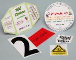 Étiquette Adhésive papier