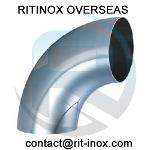 Carbon Steel Pipe 3D Elbow
