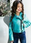 Leather jacket Tiffany