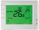 Wireless thermostat for infrared heaters