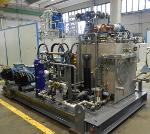 Hydraulic Unit 4 Pumps and Tank
