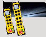 Safety radio remote control