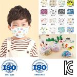 100% Pure Cotton Reusable Washable Mask for Child, Kid, Baby