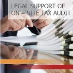 Desk tax audit support