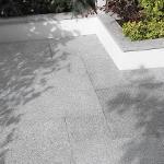 Silver Grey Granite Slabs