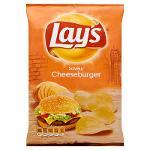 Chips cheeseburger 120g - LAY'S