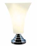 Осветительная ваза Art Deco