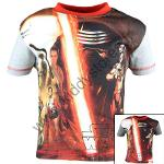 12x T-shirts Star Wars du 2 au 8 ans