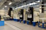 Seled Quench chamber furnace processing line