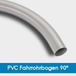 PVC Forwarding Bend