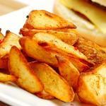 Potatoes Wedges Epicé