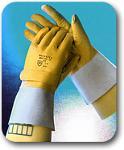 Sur-gants cuir