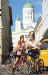 Helsinki en vélo