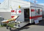 mobile Erste-Hilfe-Station