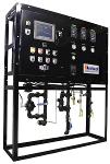 Nitrogen / Methanol Control System