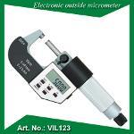 Электронный внешний микрометр