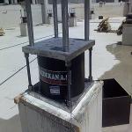 LRB (Lead Rubber Bearings) Isolator