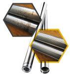 Réparation des tubes de fourches de moto