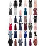 Restposten Damen Kleidung Mode Großhandel Kleidung Textilien