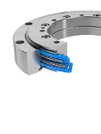Aluminium Bearing Assemblies With Rollers, Highly Loadable Type Lvg
