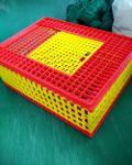 Poultry plastic chicken/chick/broiler /duck transport cage